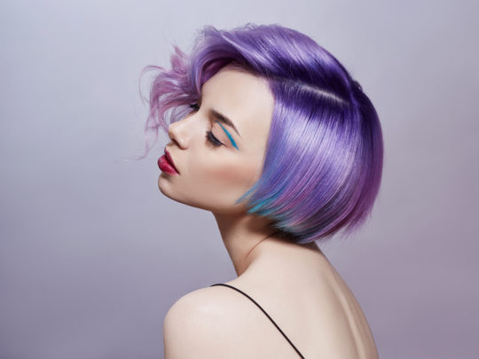 cheveux Colorés et méchés