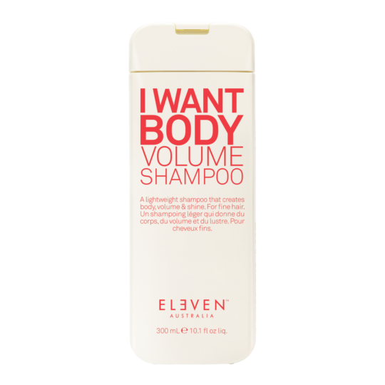 Shampooing I want Body Volume Stalter Coiffeur strasbourg
