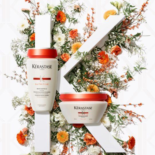 produit Kerastase coffret shampooing offert nutritive